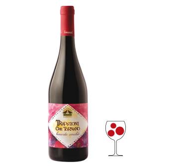 Bonarda Amabile Lusenti - Vino Frizzante amabile