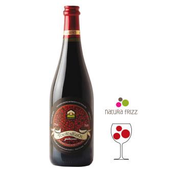 Gutturnio Tournesol della Cantina Lusenti - Vino Rosso Frizzante