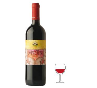 Martin IGT Lusenti - Vino rosso fermo
