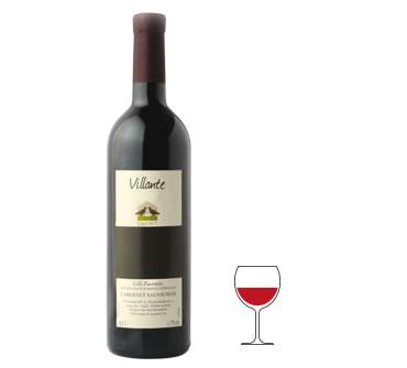 """Cabernet Sauvignon """"Villante"""" - Vino rosso fermo di Lusenti"""