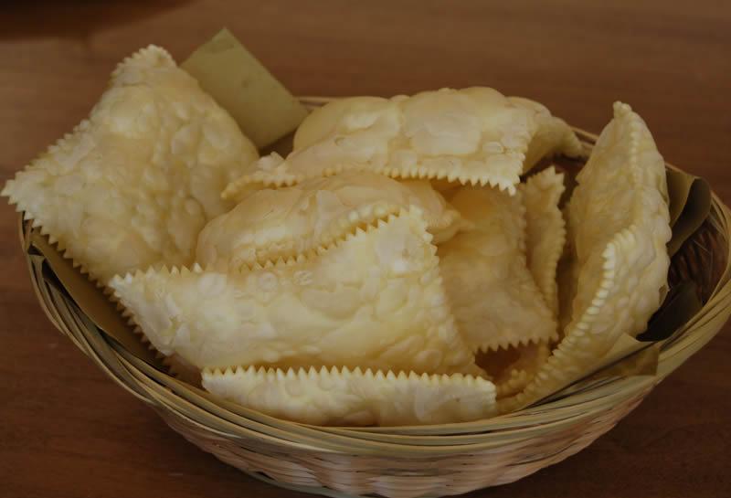 Lo gnocco fritto è tipico dell'emilia così come il gutturnio frizzante