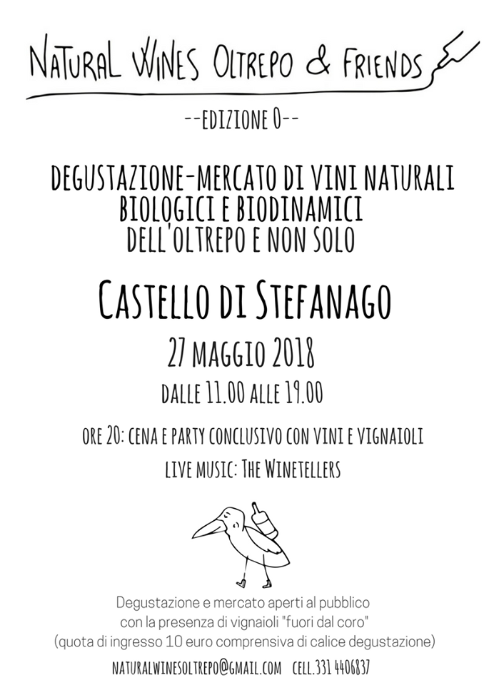 natural wines oltrepo stefanago