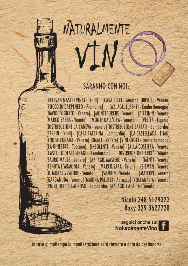 degustare vino padova